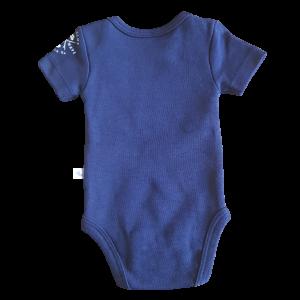 Blauer Body von Ducky Beau