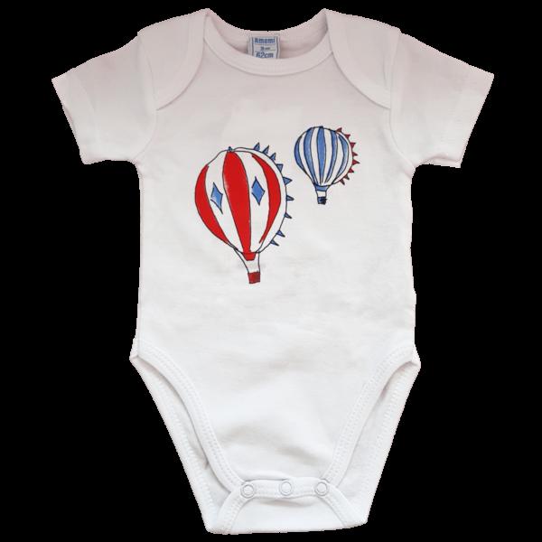 Baby Body aus 100% Baumwolle